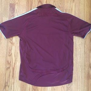 adidas Shirts - Men s adidas colorado rapids MLS jersey 9517c9bbd